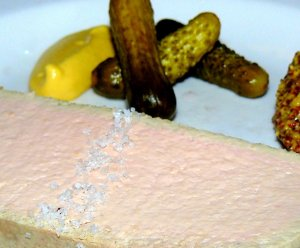 Gateau de foie at Le Pichet