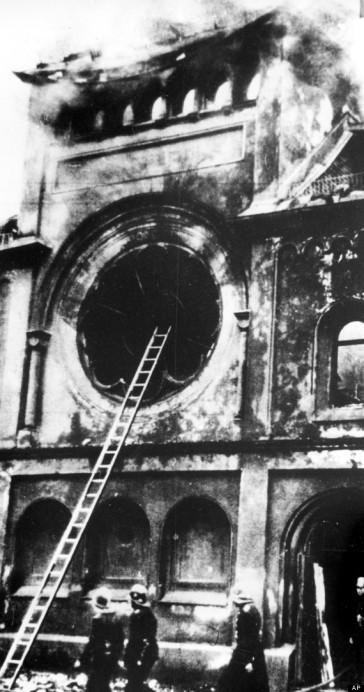 DEU NS Zeit Jahrestag Pogromnacht