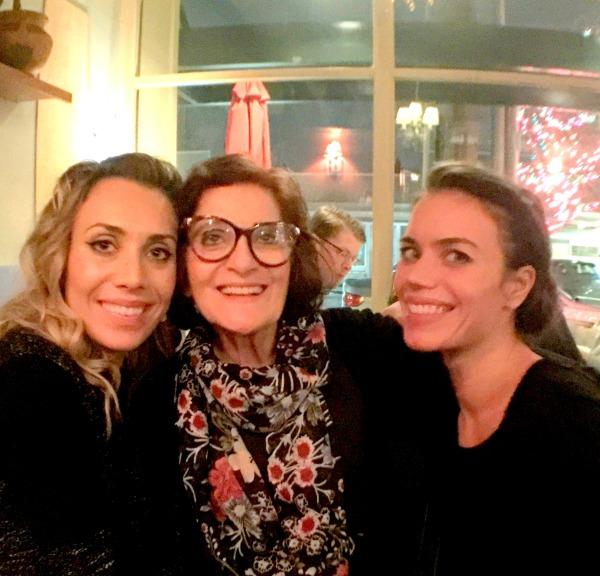Marina, Enza, Ginger